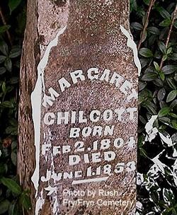 Margaret <i>Miller</i> Chilcott