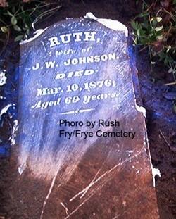 Ruth <i>Smith</i> Johnson