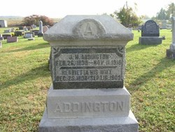 James M. Jim M Addington