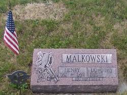 Dorothy F <i>Budzinski</i> Malkowski