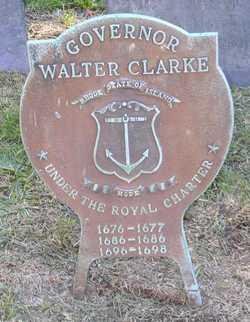 Walter Clarke
