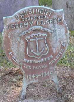 Jeremiah Jeremy Clarke