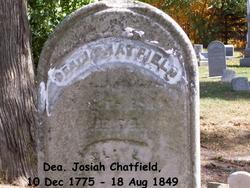 Josiah Chatfield