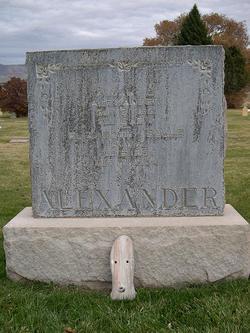 Elizabeth <i>Soule</i> Alexander