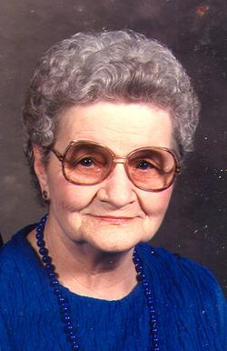 Leah Bertha <i>Avant</i> Abshire