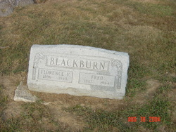 Florence V <i>Templin</i> Blackburn