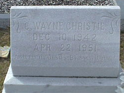 Crawford Wayne Christie