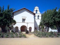 Mission San Juan Bautista Cemetery
