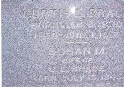 Curtis Eleazer Brace