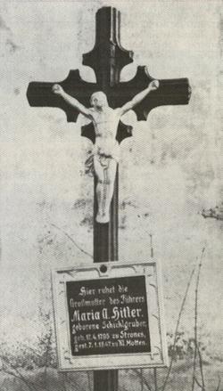 Maria Anna <i>Schicklgruber</i> Hitler