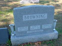 Jacob M Browning