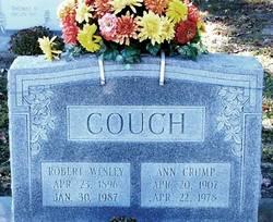 Ann <i>Crump</i> Couch