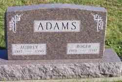 Audrey I. <i>Carr</i> Adams