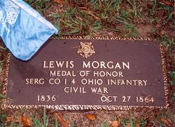 Lewis Morgan