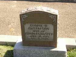 Gloria D. <i>Gustafson</i> Hastey