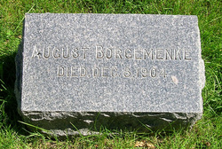 August 'Gus' Borgemenke