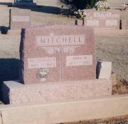 Anna Matella <i>Welch</i> Mitchell