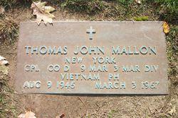Thomas John Mallon