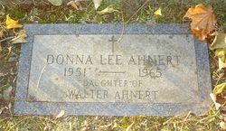 Donna Lee Ahnert