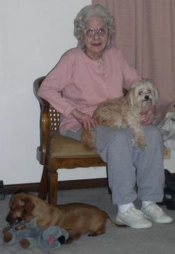 Dorothy May <i>Lawton</i> Scovill
