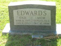 Edna <i>Lundevall</i> Edwards