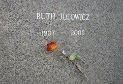 Ruth <i>von Eltzsch</i> Jolowicz