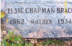 Elsie May <i>Chapman</i> Brace