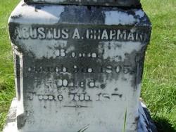 Agustus Alexandria Chapman