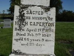 Hugh Caperton