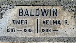 Omer George Baldwin