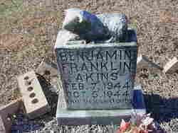 Benjamin Franklin Akins