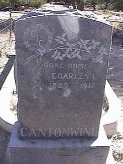 Charles Ishmel Cantonwine