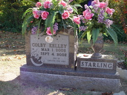 Colby Kelley Starling