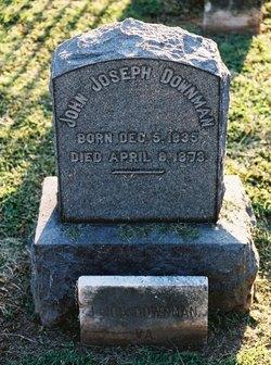 Lieut John Joseph Downman