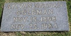 Sylvan Nathan Goldman