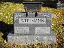 Joseph J Wittmann