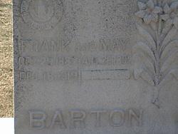 May <i>Criswell</i> Barton