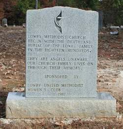 Lowry Methodist Church Cemetery