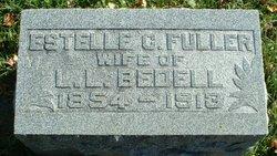 Estelle C. <i>Fuller</i> Bedell
