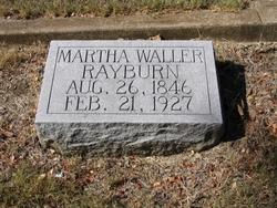 Martha Clementine <i>Waller</i> Rayburn