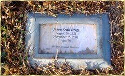 James Otto Grigg