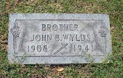 John Bunyan Wylds, Jr