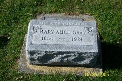 Mary Alice <i>Smith</i> Gray