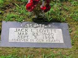 Jack Lee Lovett
