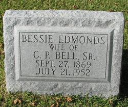 Bessie <i>Edmonds</i> Bell