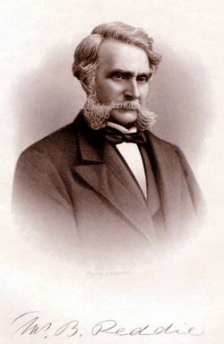 Thomas Baldwin Peddie