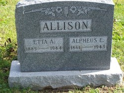Alpheus Ebenezer Allison