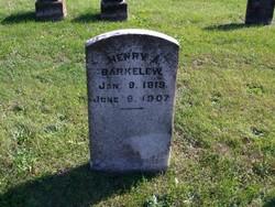 Henry A Barkelew