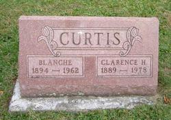 Blanche <i>Olvey</i> Curtis