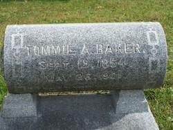 Tommie A Baker